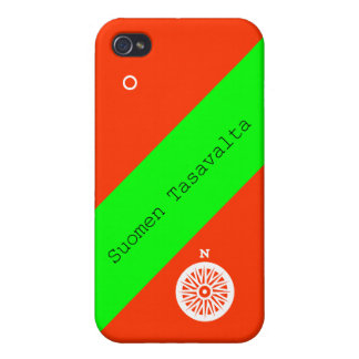 Finnland im Ende iPhone 4/4S Cover