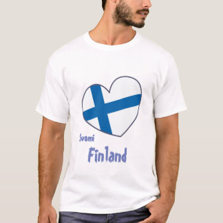 Finnland Suomi shirt women