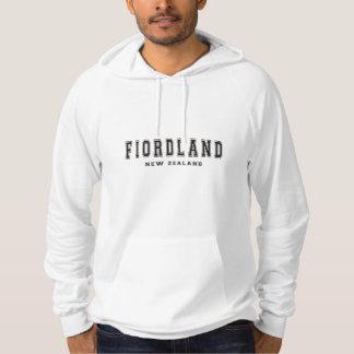 Fiordland Neuseeland Hoodie