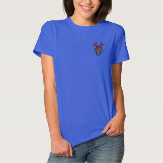 Firebird Besticktes T-Shirt