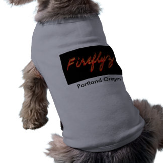 Fireflyz Hündchen-Abnutzung T-Shirt