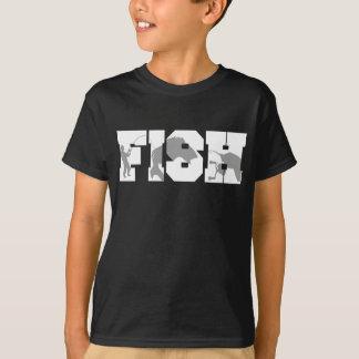 Fisch-Fischen T-Shirt