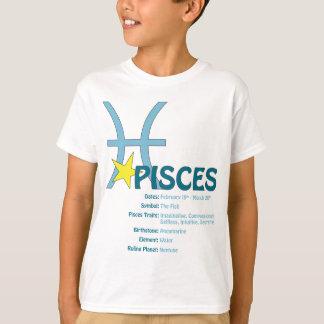 Fisch-Merkmal-KinderT - Shirt