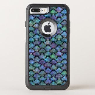 Fisch-Skala-Muster-multi Farbe 5