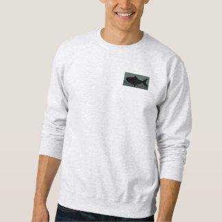 Fisch-Sweatshirt Sweatshirt