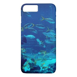 Fisch-Telefon-Kasten iPhone 8 Plus/7 Plus Hülle