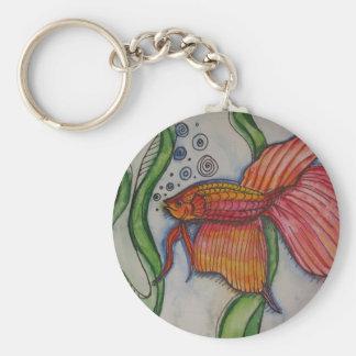 Fischartiges fischartiges schlüsselanhänger