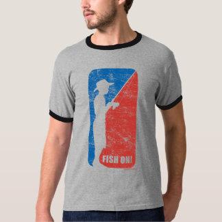 Fische an! T-Shirt