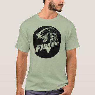 Fische auf moschusartigem T-Shirt