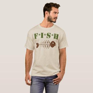 FISCHE gehen zu fischen T-Shirt