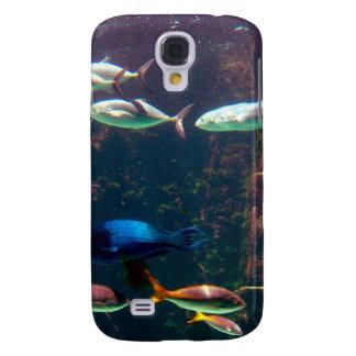 Fische im Aquarium Galaxy S4 Hülle