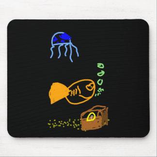 Fische Mousepad