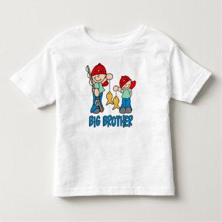 Fischen-Freund-großer Bruder Kleinkind T-shirt