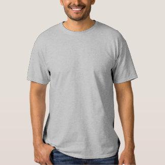 Fischen-Karo weg vom lustigen hellen T - Shirt der