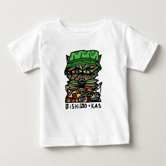 """""""Fischenkat-"""" Baby-T - Shirt"""