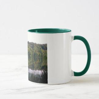 Fischer/Boot/See-Entwurfs-Tasse Tasse