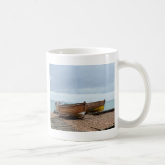 Fischerboote Rosie II und Rudi Kaffeetasse