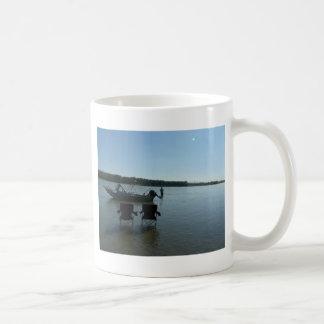 Fischerei auf dem Fraser River Kaffeetasse