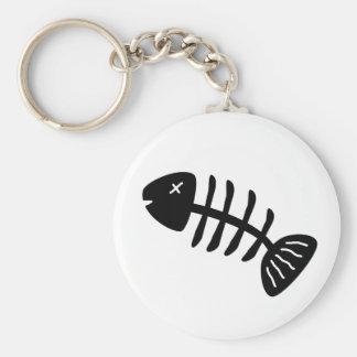 Fischgräten Schlüsselanhänger