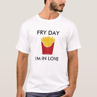 Fischrogen-Tag bin ich im Liebe-Shirt T-Shirt