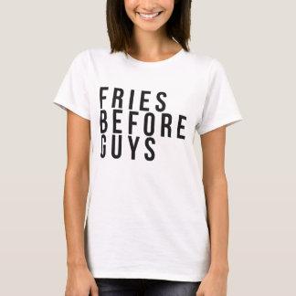 Fischrogen vor Typ-T - Shirt