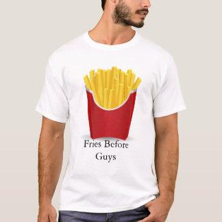 Fischrogen vor Typen T-Shirt