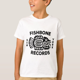 Fishbone-Platten New York T-Shirt
