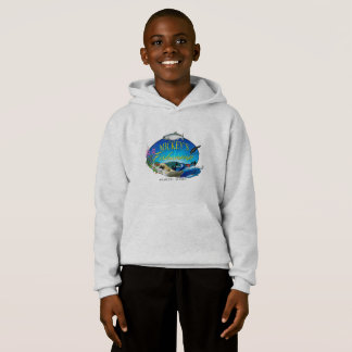 Fishcamp scherzt Hoodie