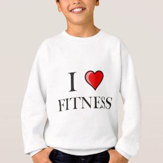 Fitness der Liebe I Sweatshirt