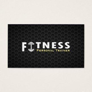 Fitness-persönlicher Trainer-mutiges Visitenkarte