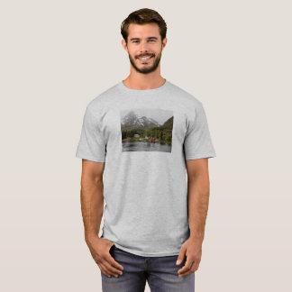 Fjord - Norwegen T-Shirt