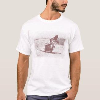 Flacher Bahn-T - Shirt