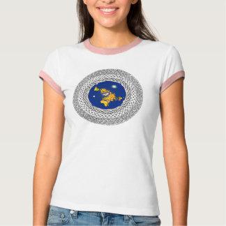Flacher Erdpsalm 37 T-Shirt
