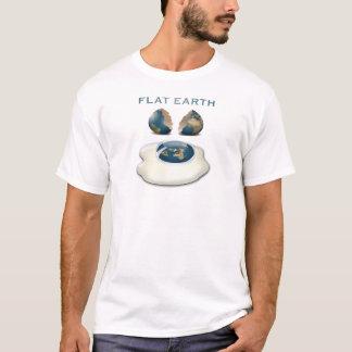 Flaches Erde~ geknackt! T-Shirt