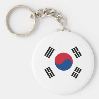flag_korea schlüsselanhänger