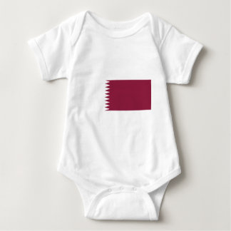 Flag_of_Qatar Baby Strampler