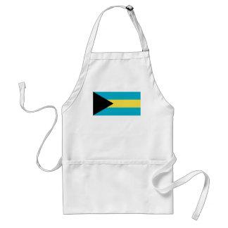 Flagge der Bahamas-Schürze