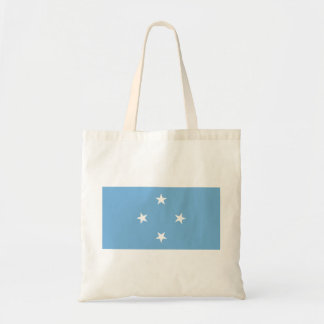 Flagge der Federated States of Micronesia Tragetasche