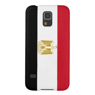Flagge des Ägypten-Telefon-Kastens Hülle Fürs Galaxy S5