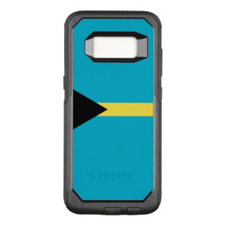 Flagge des Falles Bahamas Samsung OtterBox OtterBox Commuter Samsung Galaxy S8 Hülle