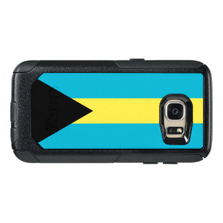 Flagge des Falles Bahamas Samsung OtterBox OtterBox Samsung Galaxy S7 Hülle