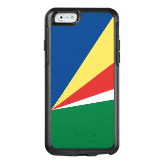Flagge des Seychellen OtterBox iPhone Falles OtterBox iPhone 6/6s Hülle