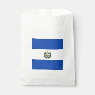 Flagge: El Salvador Geschenktütchen