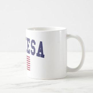Flagge La Mesa US Kaffeetasse