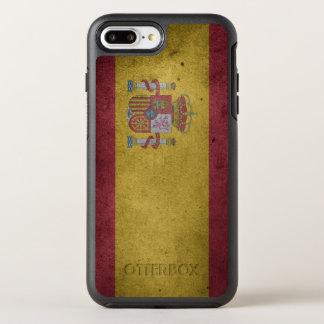Flagge OtterBox Symmetry iPhone 7 Plus Hülle