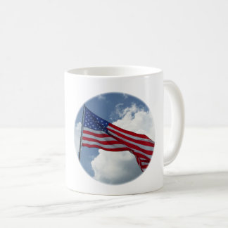 Flagge-Schale Kaffeetasse