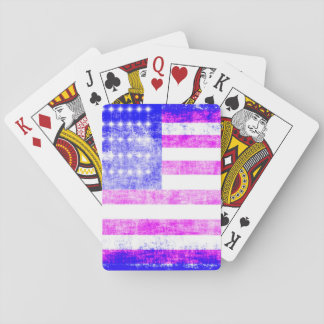 Flagge Spielkarte