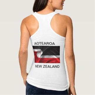 Flagge Tino Rangatiratanga aotearoa Neuseeland Tank Top