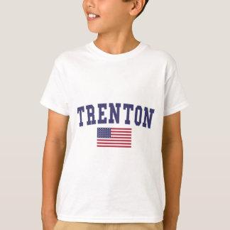 Flagge Trentons US T-Shirt