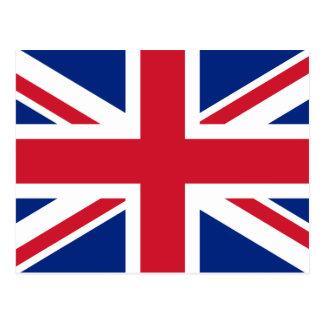 Flagge Vereinigten Königreichs, Vereinigtes Postkarte